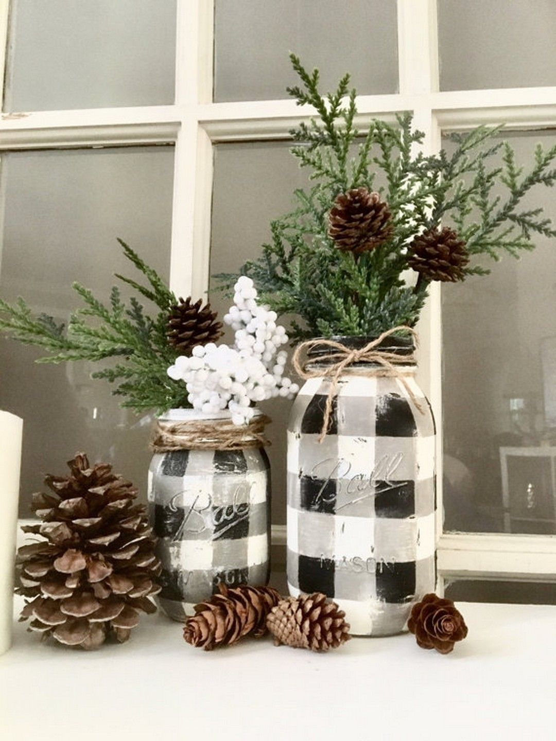 10 Affordable Buffalo Plaid Christmas Decor on a Budget | Pinterest ...