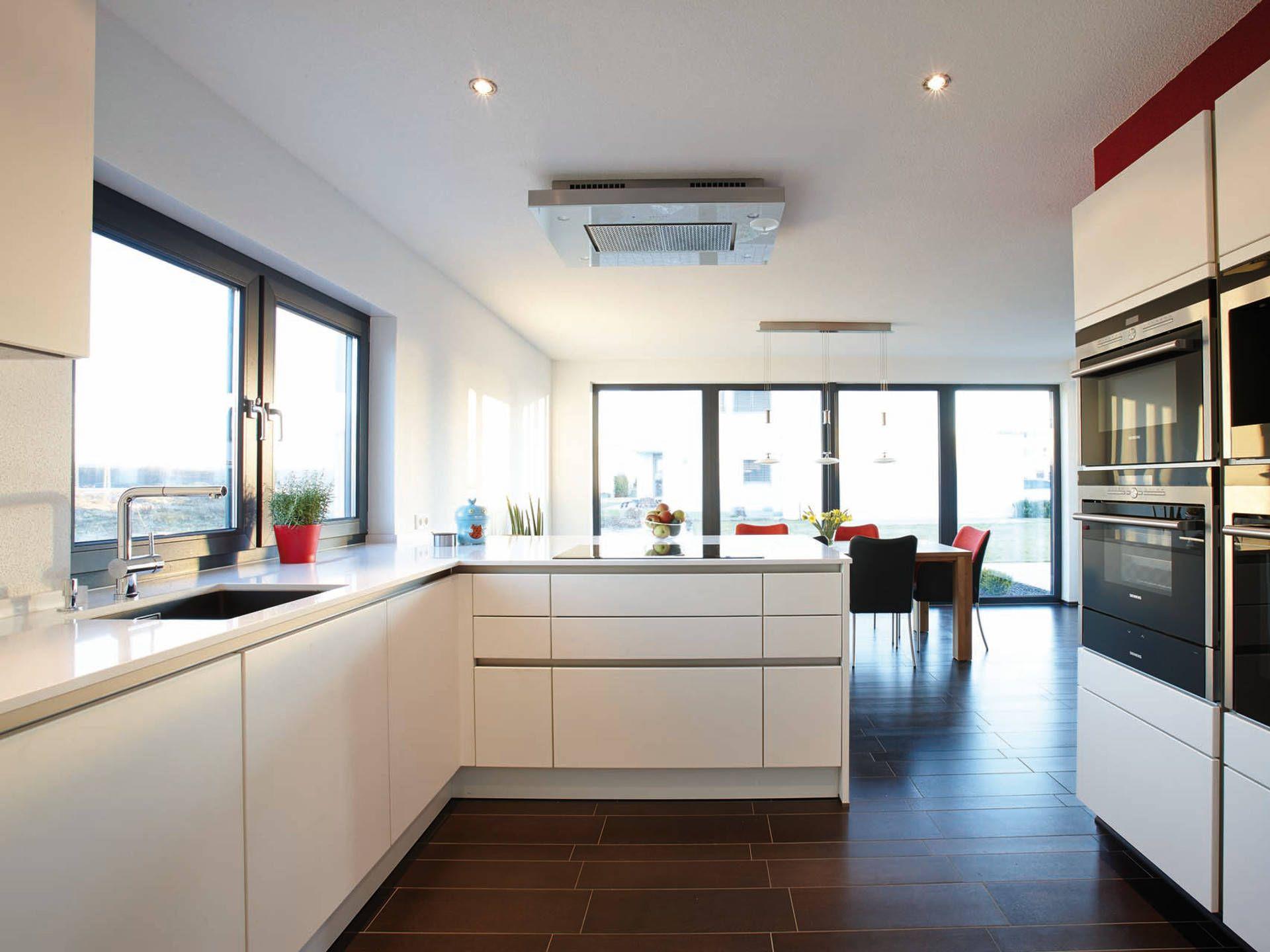 Fingerhaus küche  Küche im Architektur Trend Haus von FingerHaus • Mit Musterhaus ...