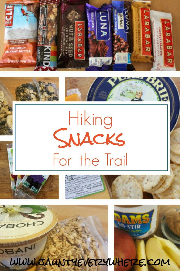 Photo of Day Hiking Food for the Trail | Jaunty Everywhere