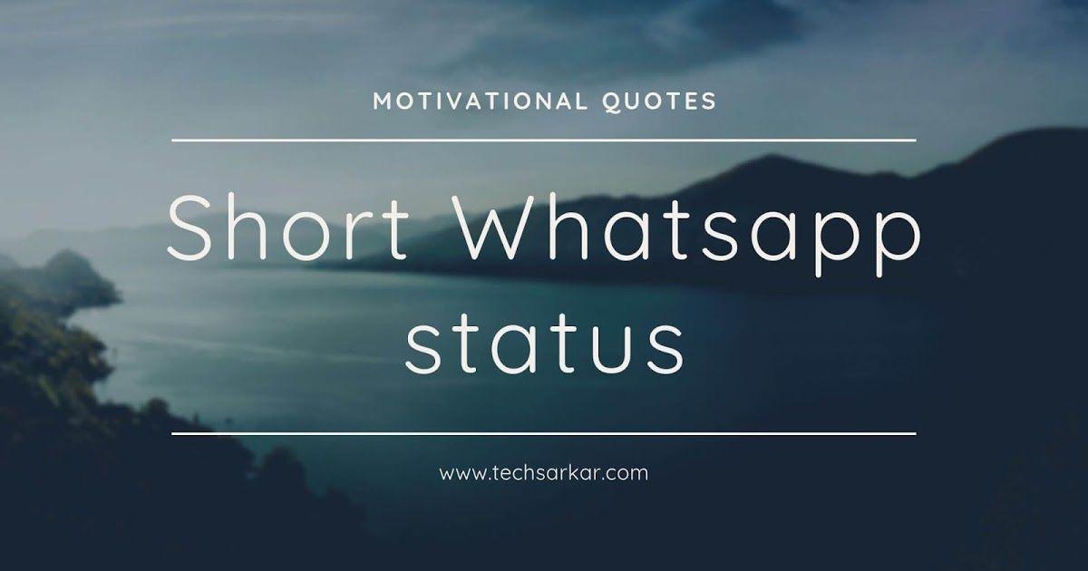 Short Status About Life Short Status For Whatsapp On Attitude