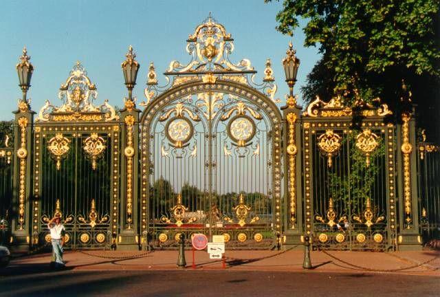 Parc De La Tete D Or Lyon Portas Antigas Paris Casas