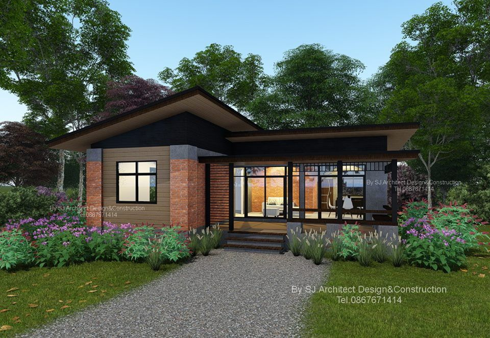 แบบบ าน Style Modern Loft ล กษณะบ านออกแบบเป นบ านช นเด ยวสไตล โมเด ร น ลอฟท ร ปทรงต วแอล L Design หล งคาโมเด ร นเพ งแหงนเล บ านโมเด ร น ร ป แบบบ าน ออกแบบบ าน