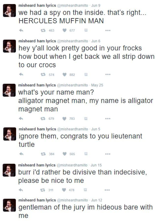 Lyric pretty girls lyrics : Misheard Hamilton Lyrics | Misheard lyrics | Pinterest | Alexander ...