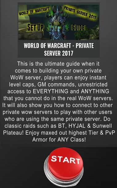 096cfbb80faed9aeb38ad889a935237b - How To Get Into A Private Server On Wow