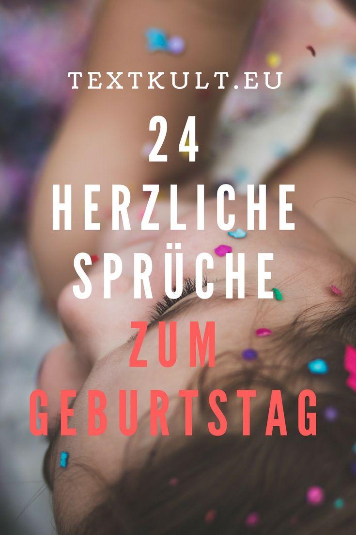 Geburtstag Zitat