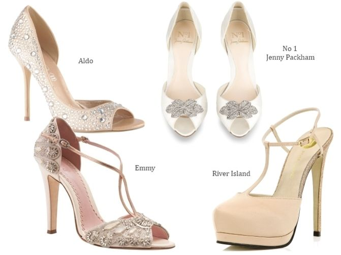 Jenny Packham Wedding Shoes, bride, bridal, wedding shoes, bridal ...