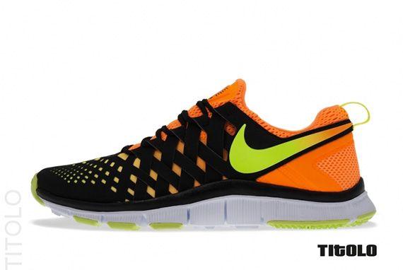 493433273331 Nike Free Trainer 5.0 NRG - Bright Citrus - Volt - Black ...