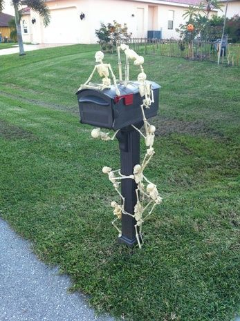 Pin by Kelly Haptonstall on Halloween Pinterest Halloween ideas - good halloween decoration ideas