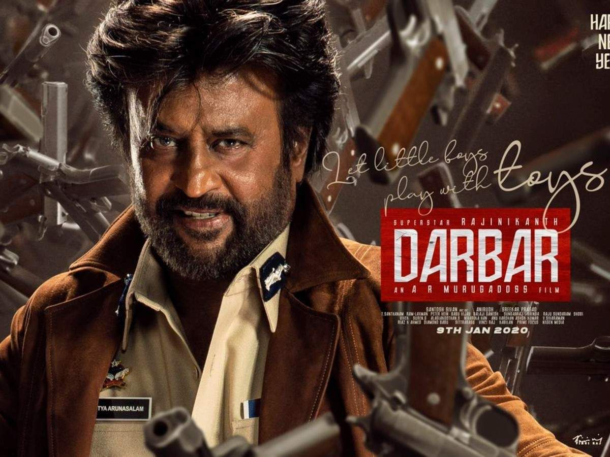 Darbar Will Rajinikanth Deliver A Super Hit Film In 2020 Hd Movies Download Latest Entertainment News Movies