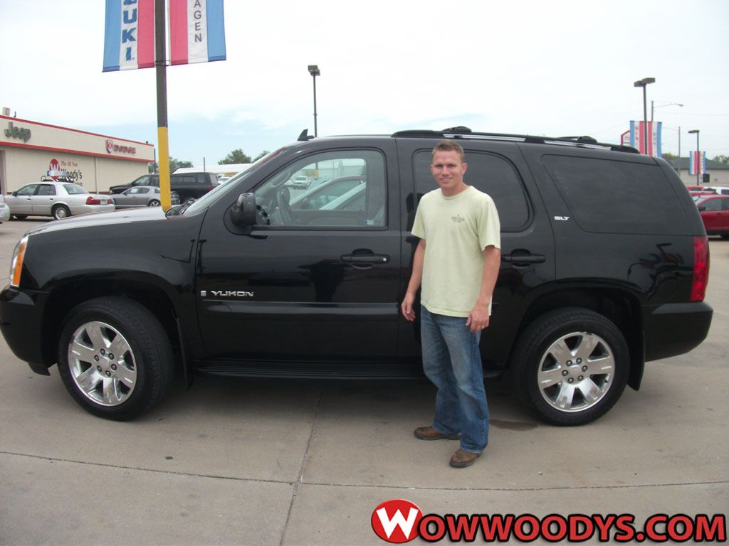 Adam And Adrian Cooper From Hale Missouri Purchased This 2007 Gmc Yukon And Wrote Great Car Buying Experience Woody Jeep Dealer Automotive Group Trenton