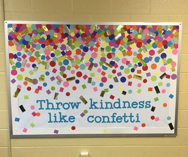 Creative Ways To Display Quotes: 35+ Creative Bulletin Board Ideas For Classroom Decoration