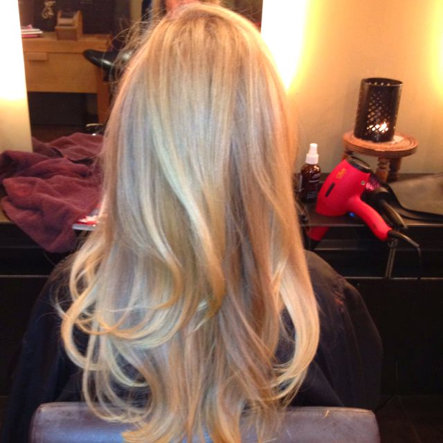 Pin By Killeen Mall On Beauty Tips Ideas Blowout Hair Blow Dry Hair Blowdry Styles