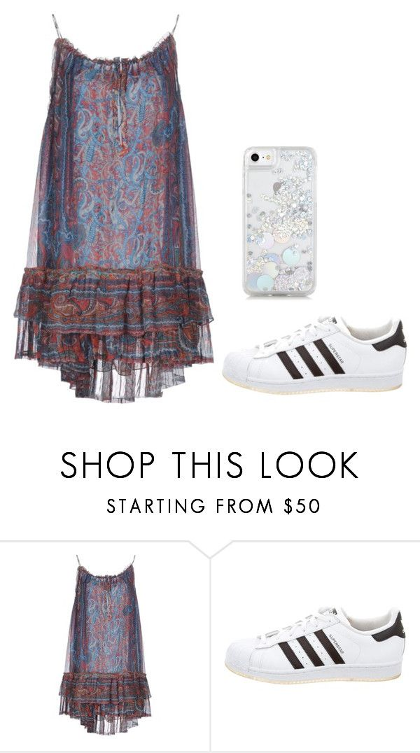"""""""Howt #28"""" by kendalll0605 ❤ liked on Polyvore featuring Isabel Marant, adidas and Skinnydip"""