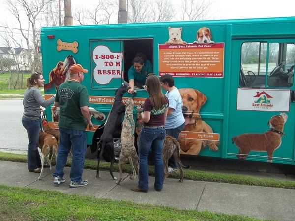 Food Trucks For Dogs Dog Business Dog Hotel Pet Care Business