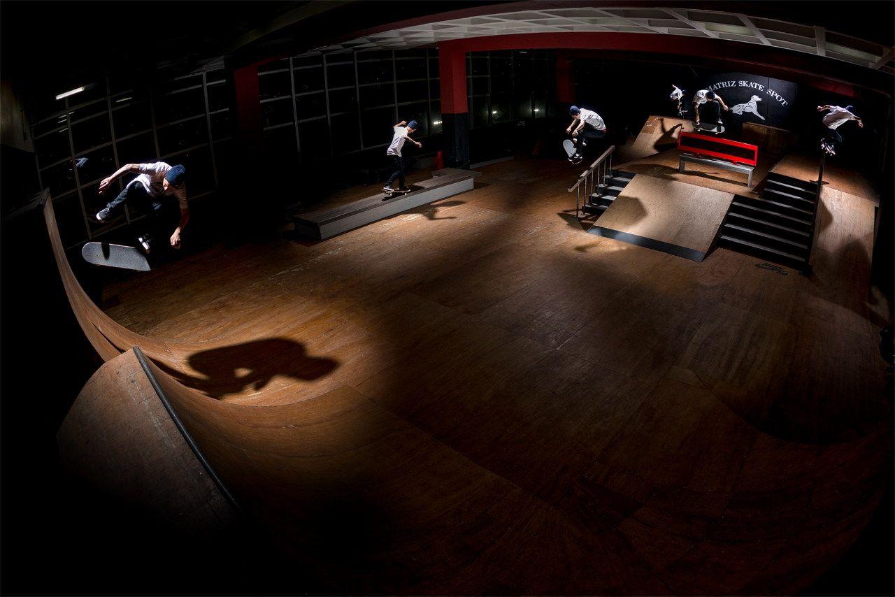 Luan Oliveira | Skate Spot by Pablo Vaz on 500px