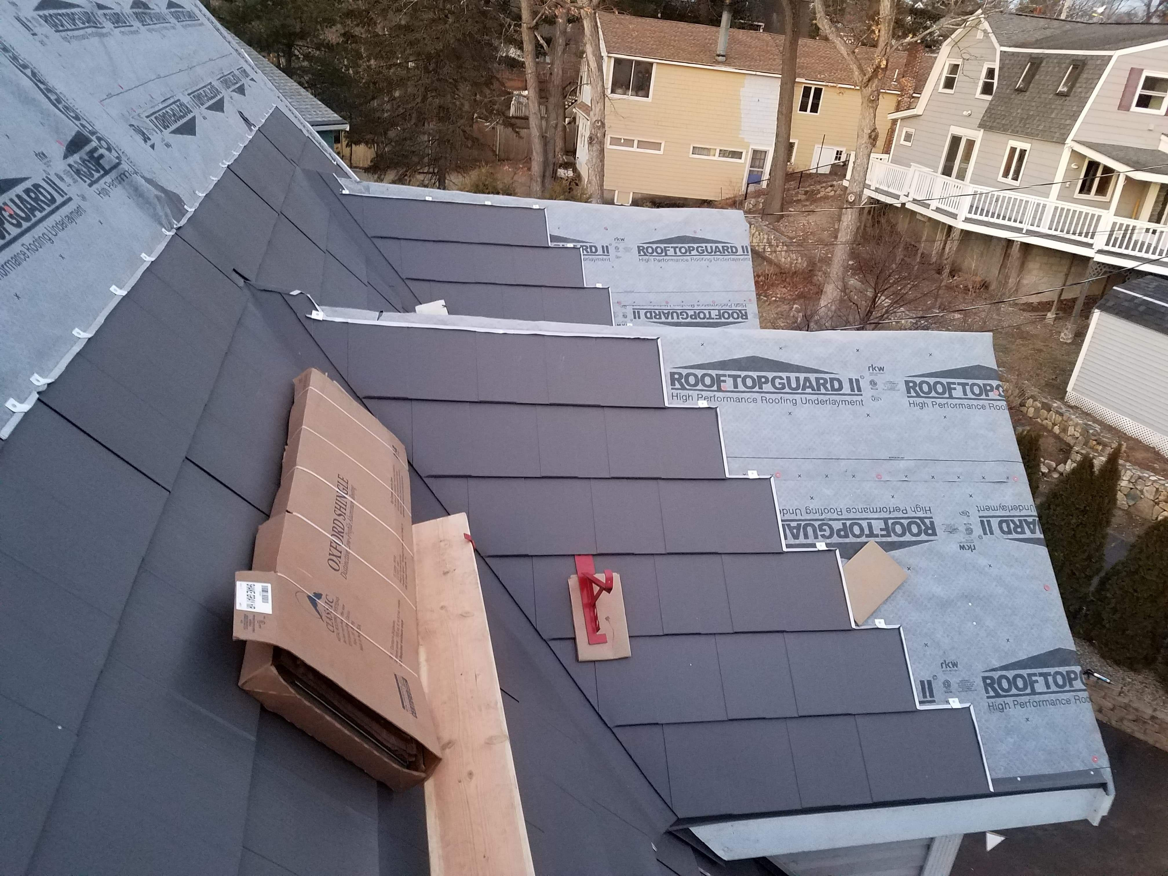 The Best Metal Shingle For Your Home Bar None Metal Shingles Metal Shingle Roof Shingling