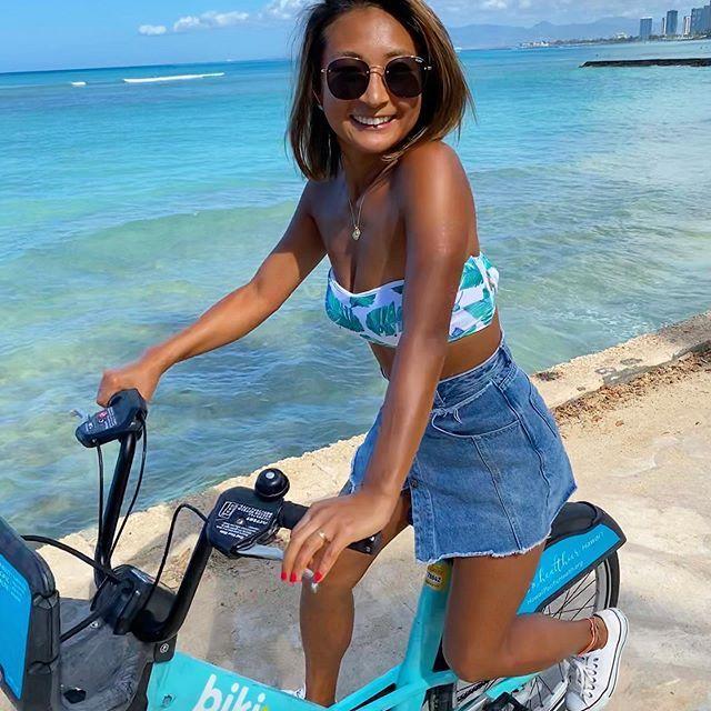 🔥🔥🔥Hawaii Luau Company- Hawaii's Premiere Corporate Event, Luau, Wedding and Entertainment Company.  www.hawaiiluaucompany.com  Kana N Hawaii毎日ハワイの景色をPostしてます🌺#ハワイ#今日のハワイぜひフォローして下さい🌈🔹Hawaii 在住日本人🔹国際結婚🇯🇵👫🏽🇺🇸日本✖️アメリカ🔹元メイクアップアーティスト 今日も朝からBiki Bike 🚲 アラモアナまでサイクリングしてきました🥳  #hawaii#ハワイ#ハワイの景色#ハワイの海#サイクリング#alexiastam #日焼け女子 #hawaiiluaucompany #waikiki🌺 #mauiisland #waikikibeaches #waikikiphotography #honolulu #waikiki #hawaiibound #hawaiilove #hawaiilife #oahuevents #hawaiibuilt #wa