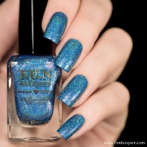 F.U.N. Lacquer- 2016 Summer- Let the Sea Set You Free