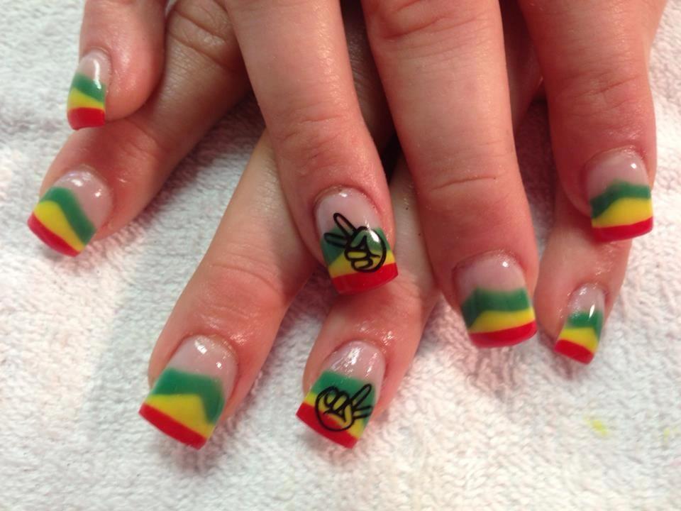 Fancy Acrylic Nail Designs - http://www.mycutenails.xyz/fancy ...