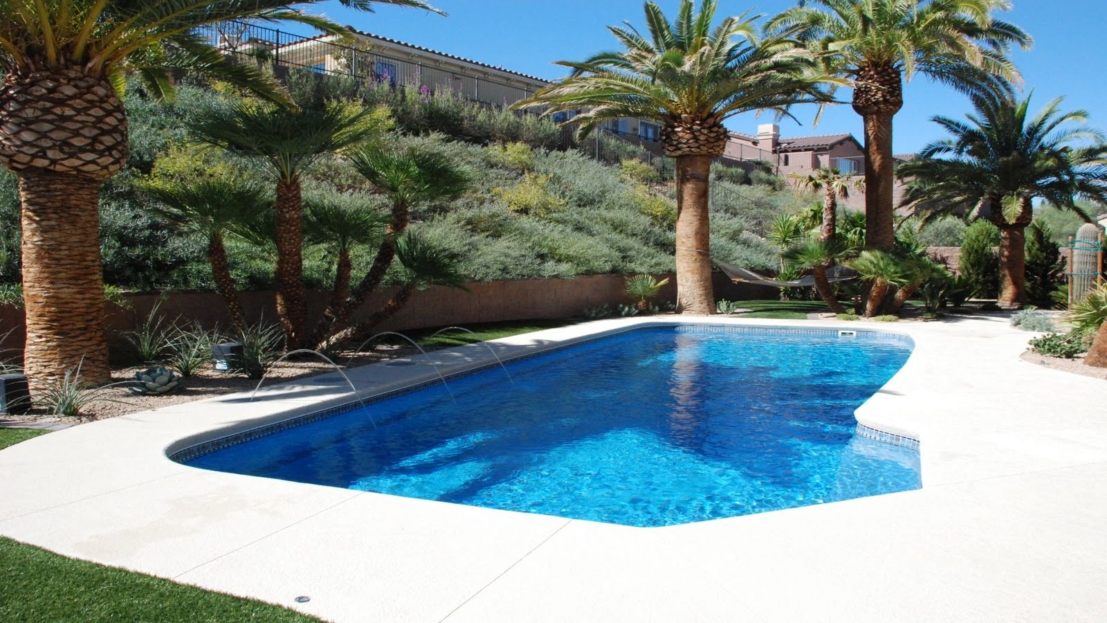 Pool Man Pools Spa Is A Dedicated Company Into Construction Of New