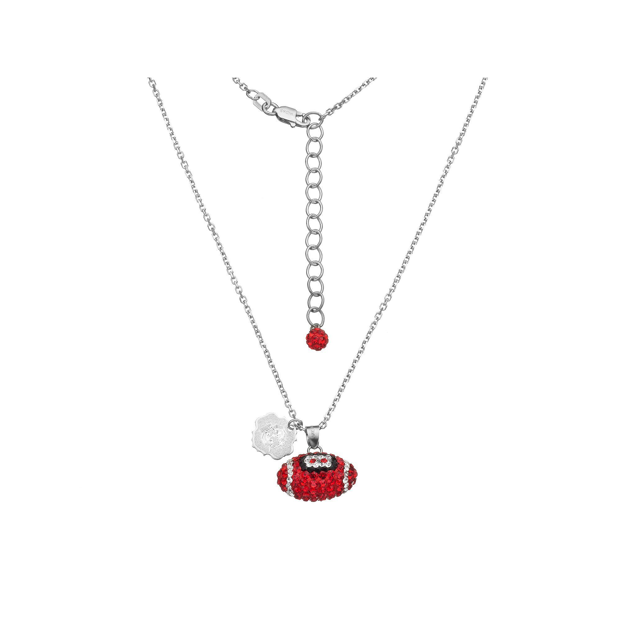 pendant football nfl lab miami w products diamond img chain pave micro cuban