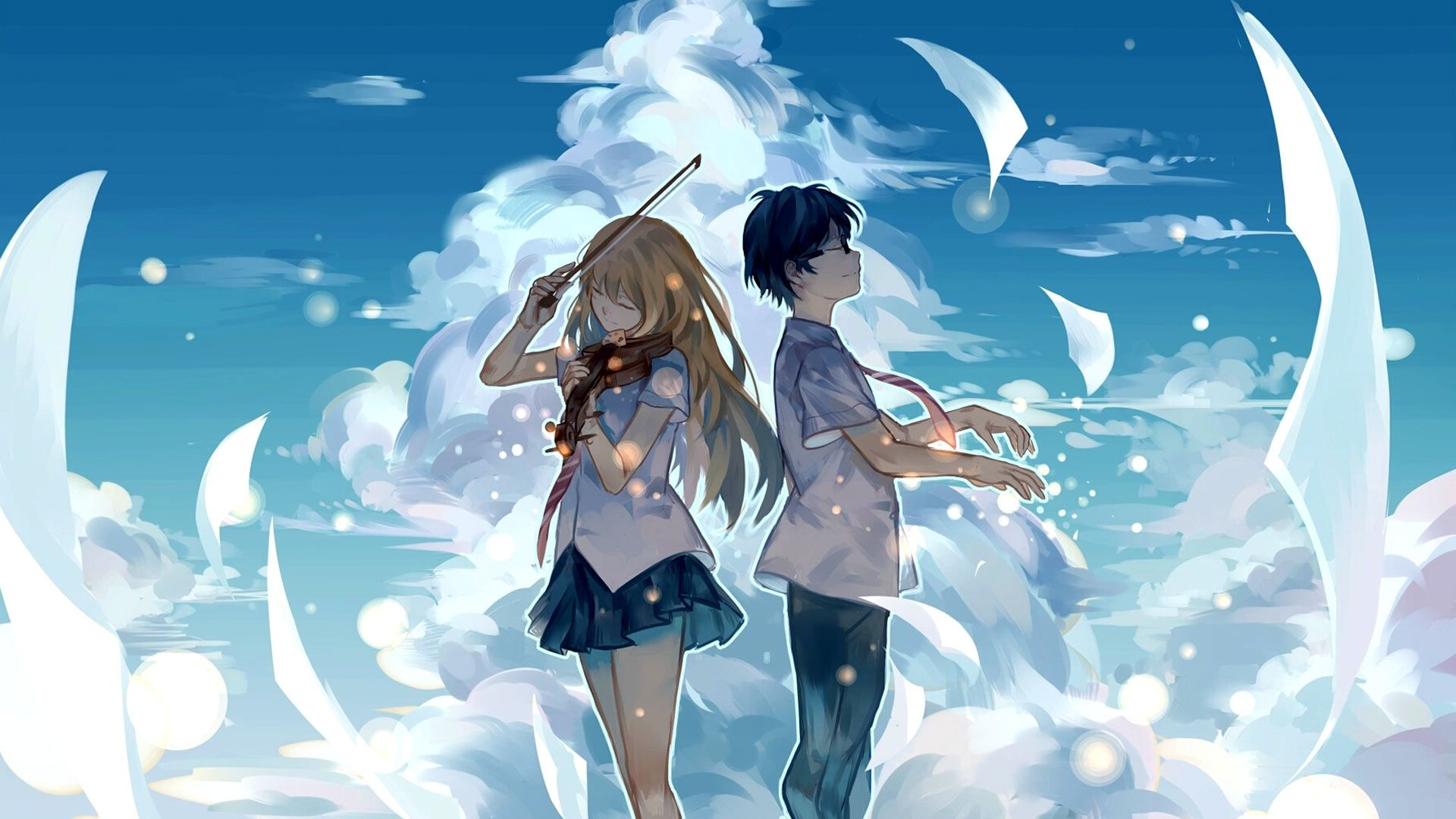 Background Best Anime Wallpaper For Android