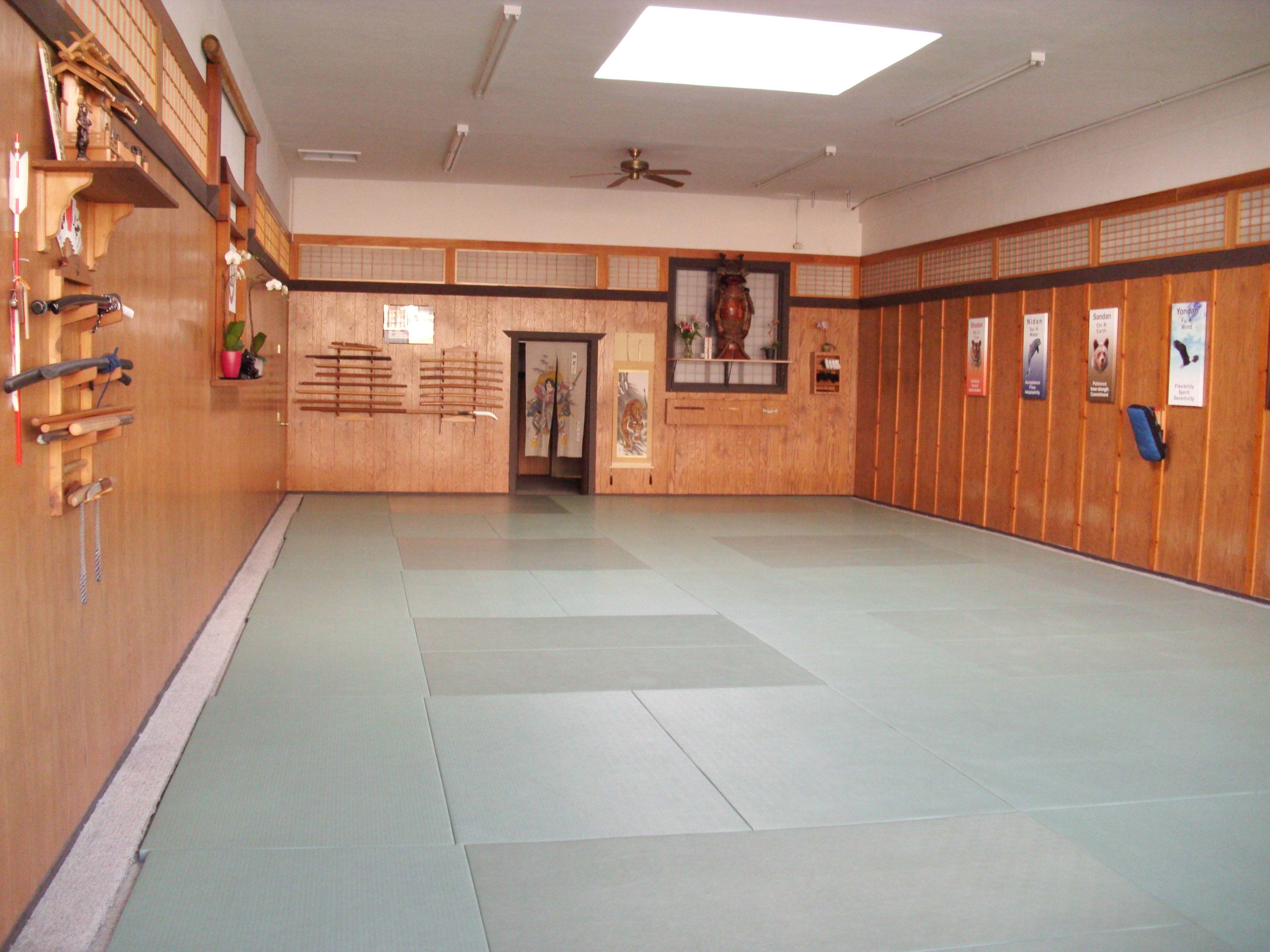 Monterey Budokan Martial Arts In 2019 Dojo Japanese Dojo
