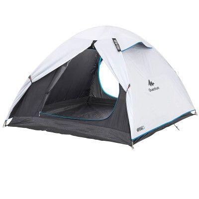 e66b2f6da Campeggio Campeggio - Tenda ARPENAZ 3 FRESH BLACK - 3 posti QUECHUA - Tende
