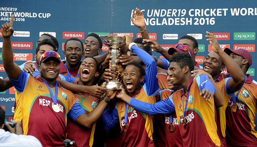 Jubilant Juniors Hope To Revive West Indies Cricket Cricket World Cup Winners World Cup Winners Cricket