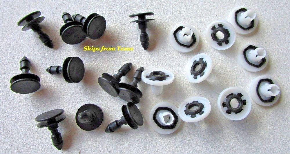 Cobalt Hhr Full Size Van Door Panel Retainers Pin Grommet Fasteners Clips Txdashcovers Chevrolet Cobalt Ebay Auto Parts