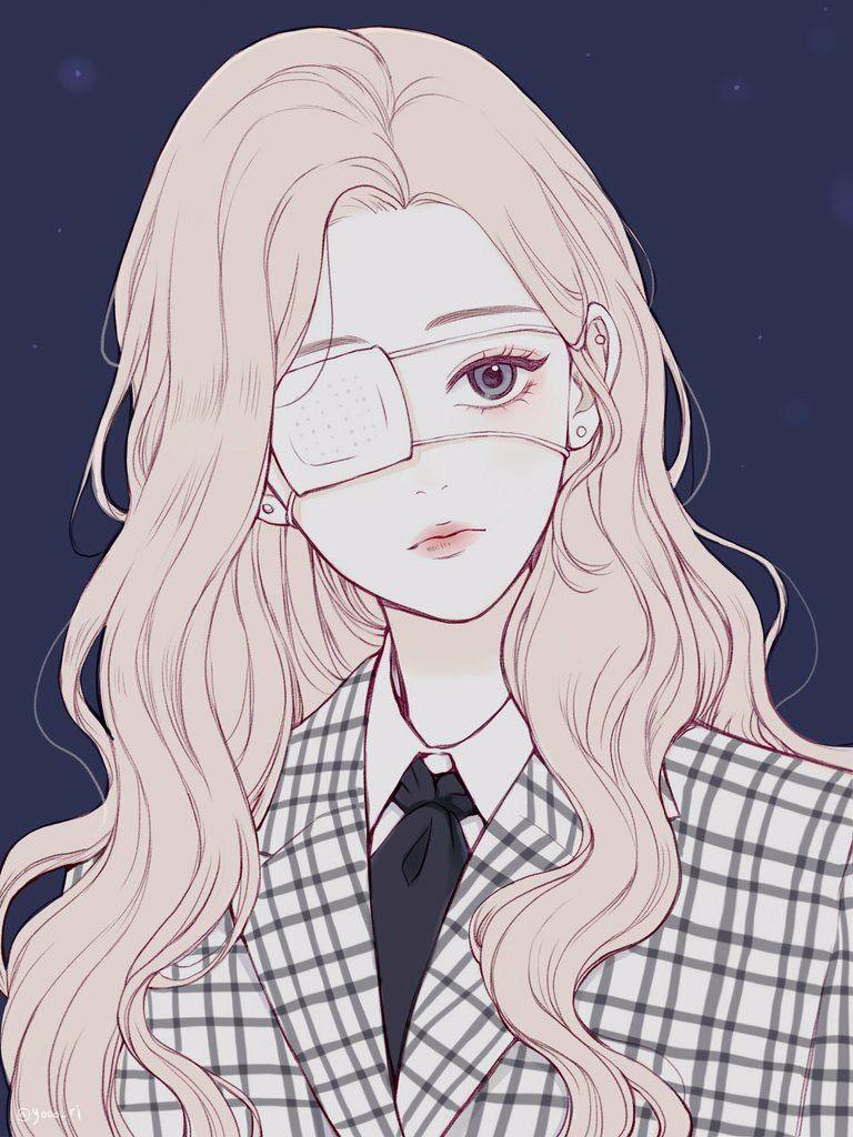 Pin On Girls Illustration Profile