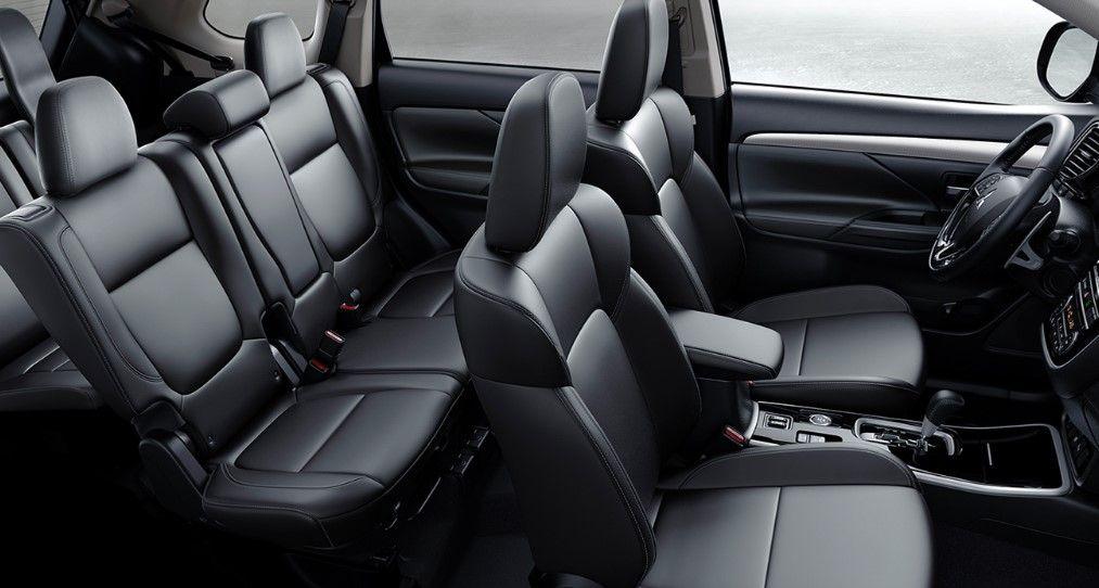 2020 Mitsubishi Outlander Interior Mitsubishi Outlander Mitsubishi Outlander