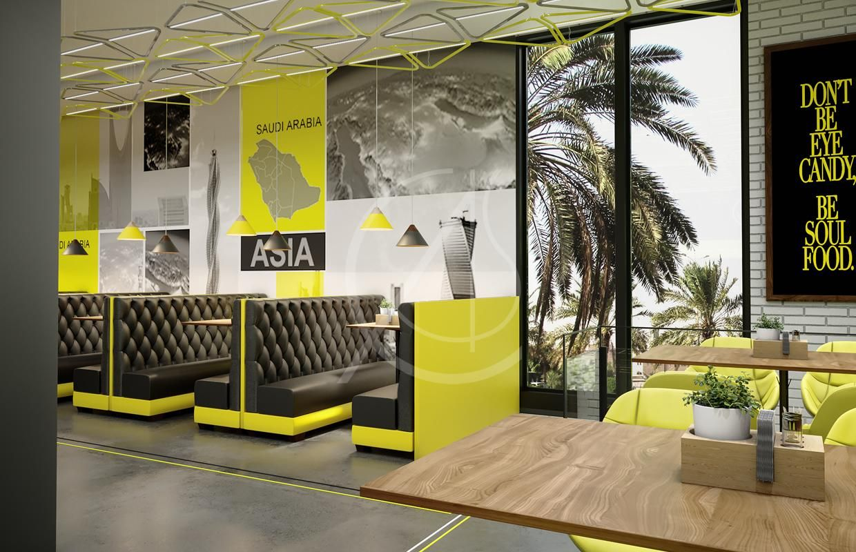 9 Linkedin Container Interior Designs Restaurant Interior