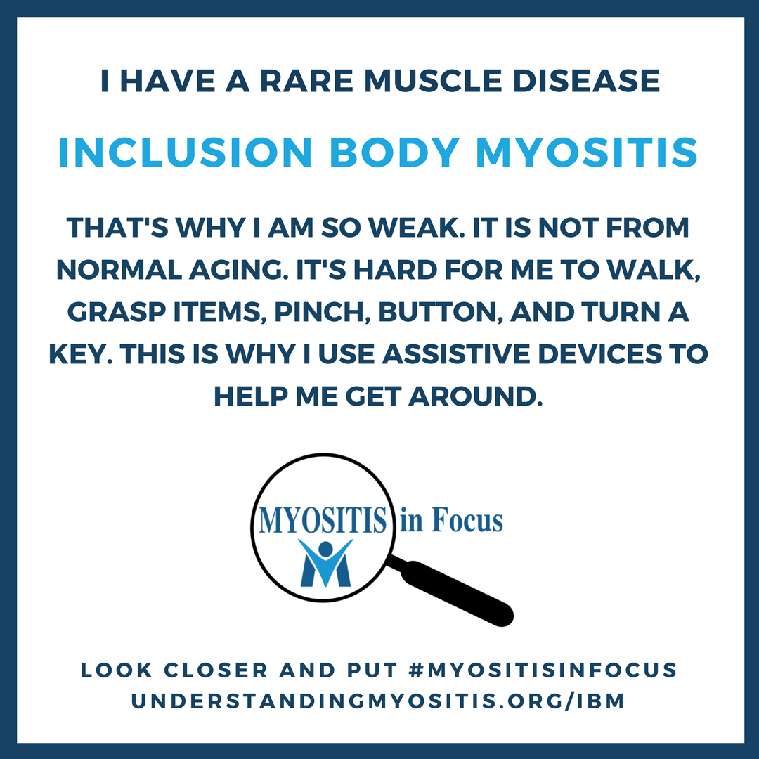 What causes myositis and how to treat it