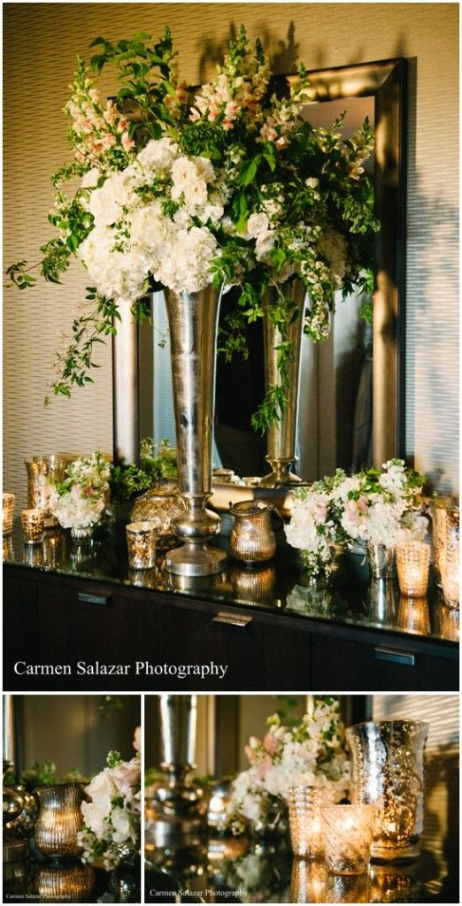 wedding receptions sacramento ca%0A Romantic Wedding at The Hyatt Regency in Sacramento  Ca   Flourish  Wedding  Flowers  u