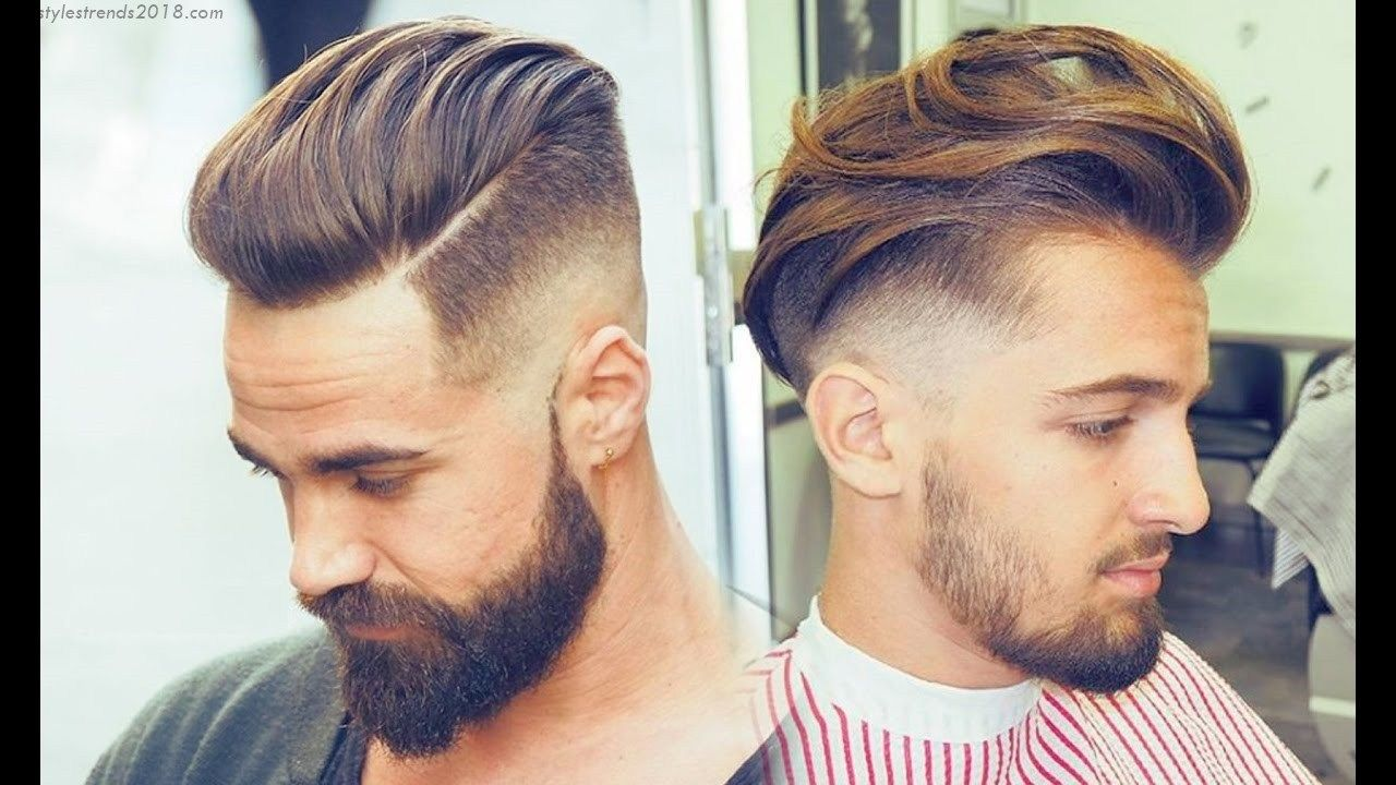 Haircut styles for men 2018  best mens hairstyles  men hairstyles   pinterest