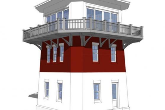 Houseplans Com Front Elevation Plan 64 202 Shedplans House Plans Small House Plans Tiny House Plans