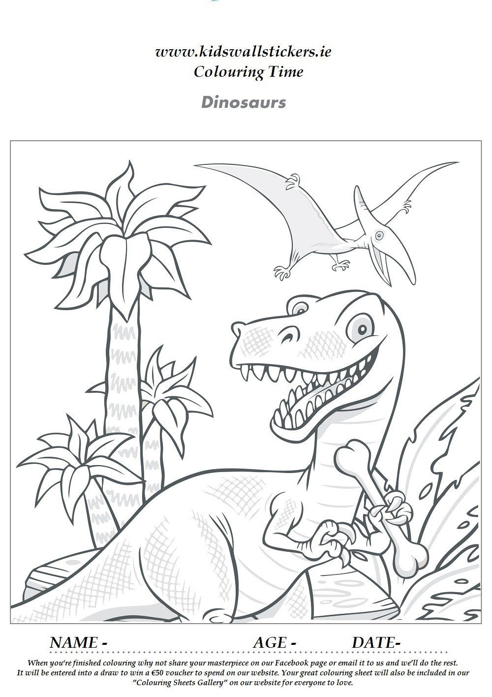 Dinosaur Train Coloring Pages Images