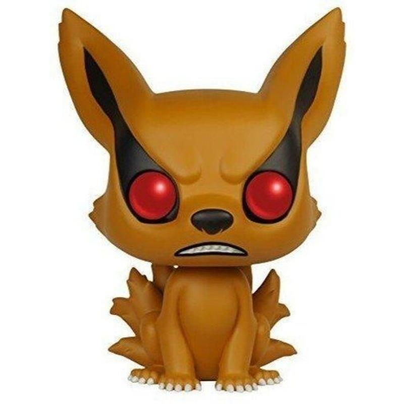 Naruto Toys Kurama Fox 6 Action Figure Funko Pop Funko Pop