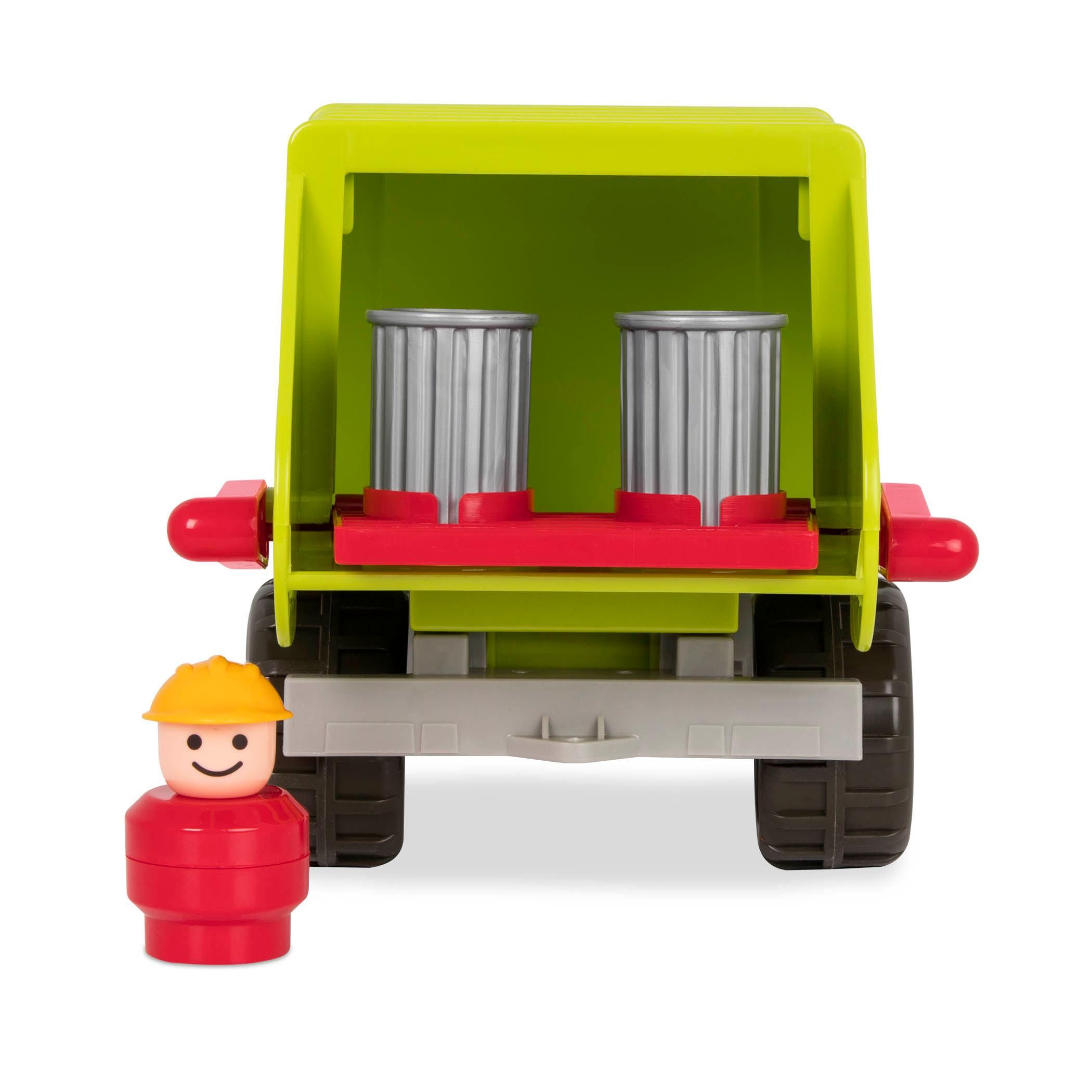 Battat Toy Garbage Truck Toys & Games