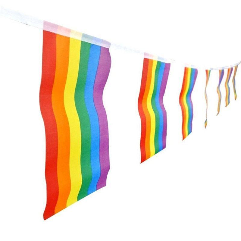 Rainbow Peace Sign Swirl Flag 3/' x 5/' Gay Lesbian Pride  LGBTQ Polyester Gift