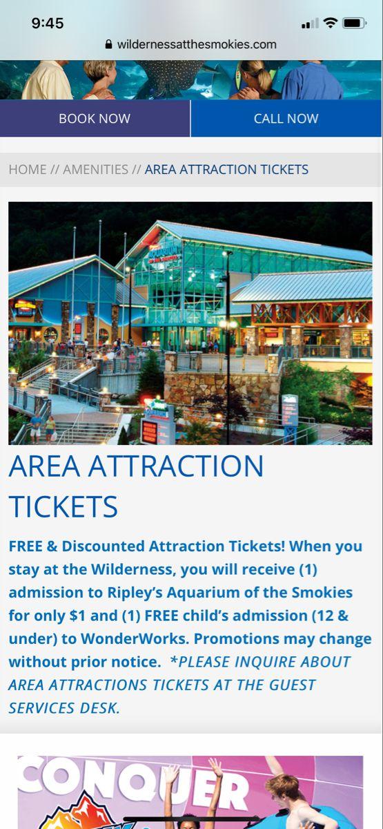 Aquarium deal in 2020 | Attraction tickets, Ripley ...
