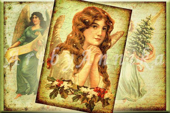 Vintage Angels N2