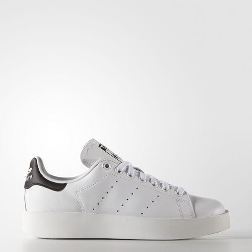 3c43680631873 Stan Smith Bold Shoes - White   Style   Pinterest