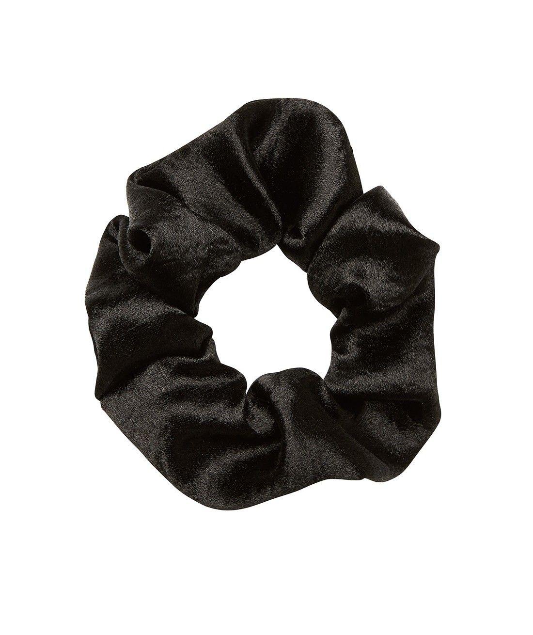 5be7d5ec9db BLACK SATIN SCRUNCHIE | Scrunchies | Black scrunchies, Scrunchies ...