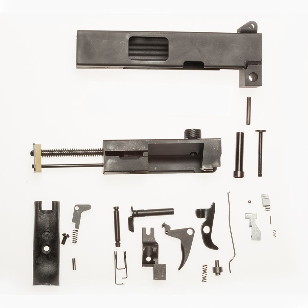 MAC 10 M-10/9 SMG 9mm Replacement Parts SET For Double Stack