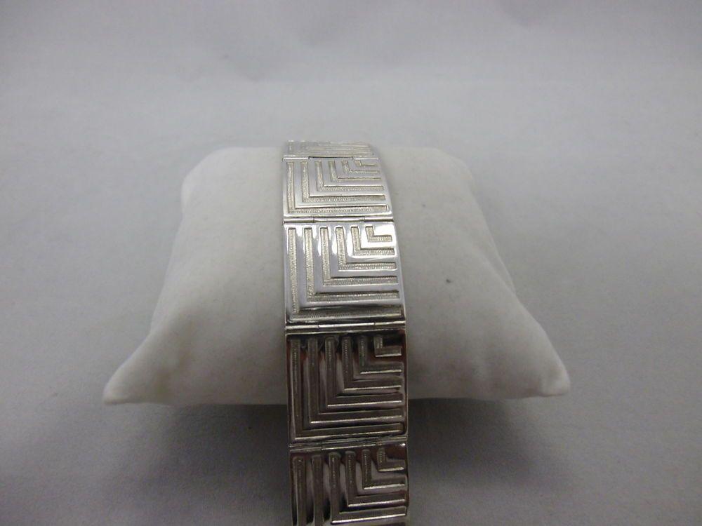 wunderschönes Design Armband von WMF Silber 835 punziert