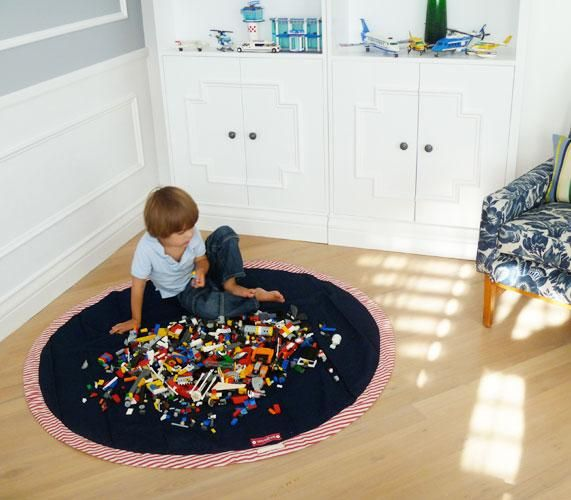 Play Mat Lego Storage I Think I Could Sew This With