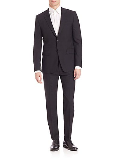GIVENCHY Wool Suit. #givenchy #cloth #suit