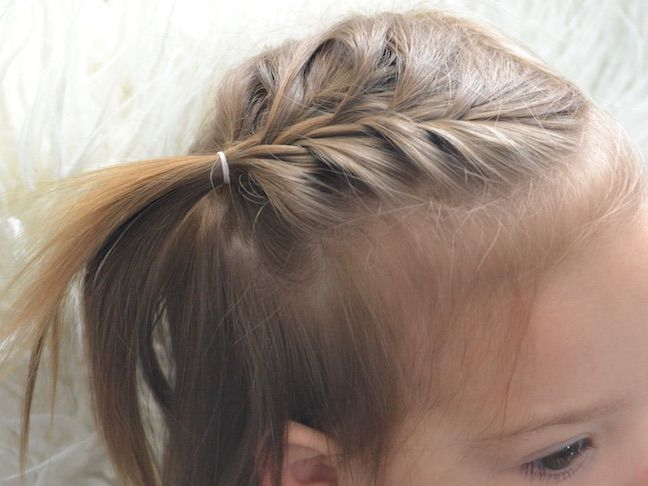 Quick And Easy Hairstyles 5 Quick & Easy Hairstyles For Toddler Girls  Momtastic  Hair